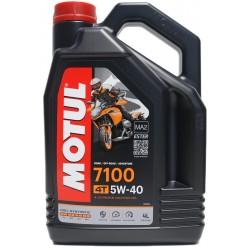 ACEITE MOTUL 7100 4T 5W-40 4L