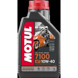 ACEITE MOTUL 7100 4T 10W-40 1L