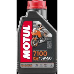ACEITE MOTUL 7100 4T 15W-50 1L