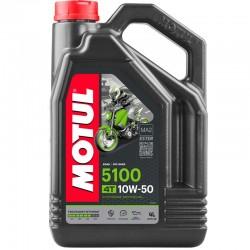ACEITE MOTUL 5100 4T 10W-50 4L