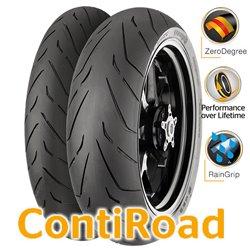 ContiRoad 110/70R17 54V + 150/60R17 66V
