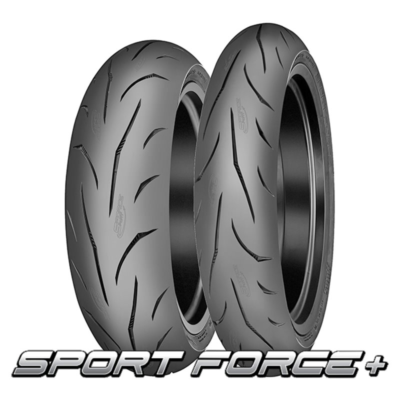 SPORTFORCE+ 180/55ZR17 (73W) TL R