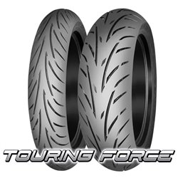 TOURINGFORCE 120/70ZR17 (58W) + 180/55ZR17 (73W)