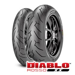 ROSSO 2 120/70ZR17 M/C (58W) TL (D)