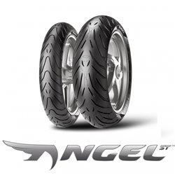 ANGEL ST 120/70ZR17 (58W) + 190/55ZR17 (75W)