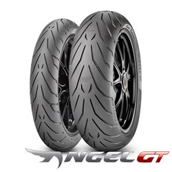 ANGEL GT 120/70ZR17 (58W) + 160/60ZR17 (69W)