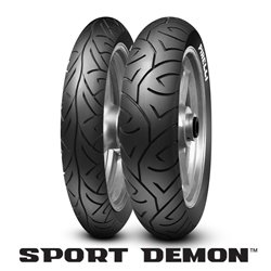 SPORT DEMON 110/80-17 M/C 57H TL F