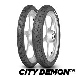CITY DEMON 2.50-17 M/C 43P TT Reinf R