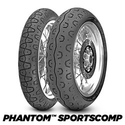 PHANTOM SPORTSCOMP 120/70 ZR 17 M/C (58W) TL F