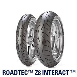 ROADTEC Z8 (M) 120/70ZR17 (58W) + 160/60ZR17 (69W)