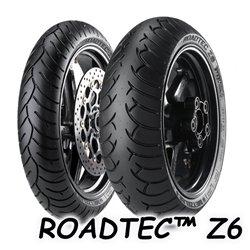 ROADTEC Z6 120/70ZR17 (58W) + 160/60ZR17 (69W)