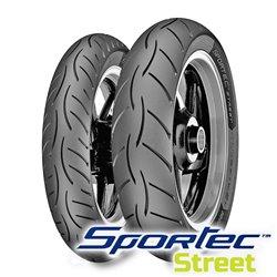 SPORTEC STREET 100/80-17 M/C 52H TL F
