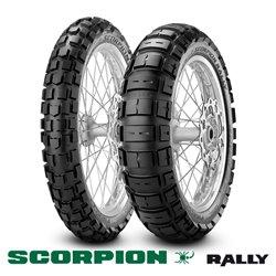 SCORPION RALLY 140/80-18 M/C 70R MST  R