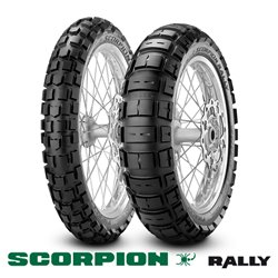 SCORPION RALLY 110/80-19 M/C 59R M+S TL F
