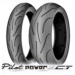 PILOT POWER 2CT 120/70ZR17 (58W) + 160/60ZR17 (69W)