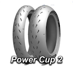 POWER CUP 2 120/70ZR17 (58W) + 180/55ZR17 (73W)