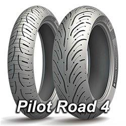 ROAD 4 120/70ZR17 (58W) + 160/60ZR17 (69W)