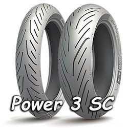 POWER 3 SCOOTER 120/70R14 55H F TL