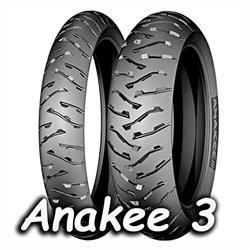 ANAKEE 3 110/80R19 59V + 150/70R17 69V