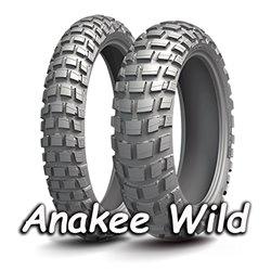 ANAKEE WILD 90/90-21 54R + 150/70R17 69R