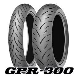 GPR300 110/70R17 54H + 150/60R17 66H