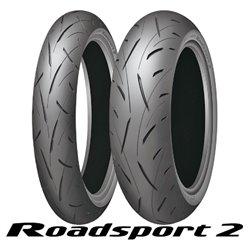 ROADSPORT 2 120/70ZR17 (58W) + 160/60ZR17 (69W)