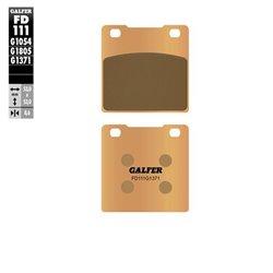 PASTILLAS DE FRENO GALFER FD111G1371