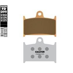 PASTILLAS DE FRENO GALFER FD099G1375