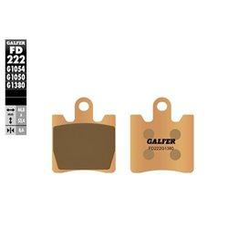 PASTILLAS DE FRENO GALFER FD222G1380