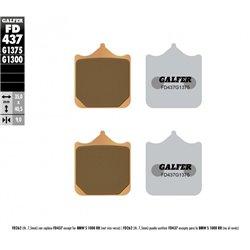 PASTILLAS DE FRENO GALFER FD437