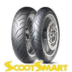 SCOOTSMART 100/80-10 53L TL F/R