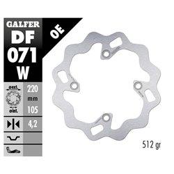 DISCO GALFER DF071W