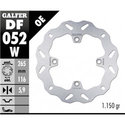 DISCO GALFER DF052W
