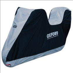 FUNDA MOTO Oxford Aquatex Top Box