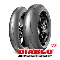 SUPERCORSA SP V3 120/70ZR17 (58W) + 180/55ZR17 (73W)