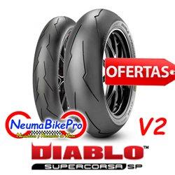 PIRELLI DIABLO SUPERCORSA SP V2 120/70ZR17 (58W) + 190/50ZR17 (73W)