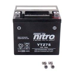 BATERIA NITRO YTZ7S GL AGM