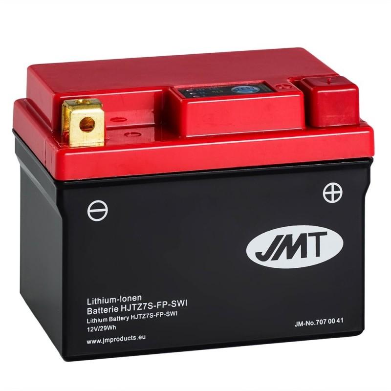 Batería moto HJTZ7S-FP JMT Litio-ion