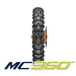 MC360 MID SOFT 120/80-18 M/C 62R TT R