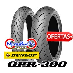 GPR300 190/50ZR17 (73W) TL R *DOT17