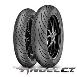 ANGEL CiTy 100/80-17 M/C 52S TL R