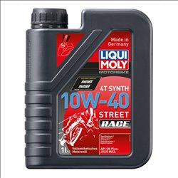 MOTORBIKE 4T SYNTH 10W-40 STREET RACE 1L