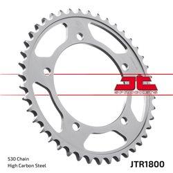 Corona JT 1800 de acero 46 dientes